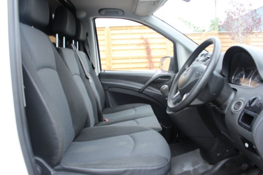 MERCEDES VITO 116 CDI 163 BHP LWB HIGH ROOF - 6716 - 11