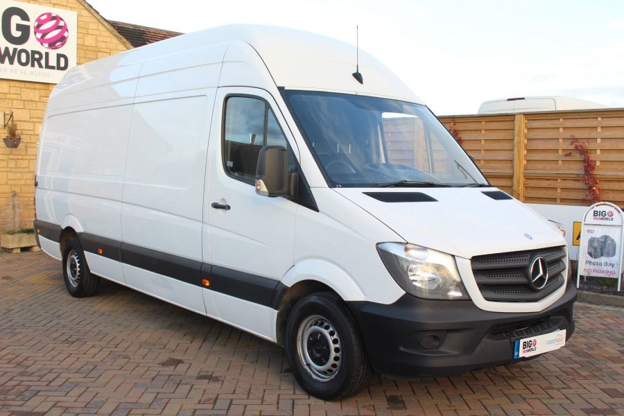 MERCEDES SPRINTER 313 CDI LWB EXTRA HIGH ROOF - 6945 - 3