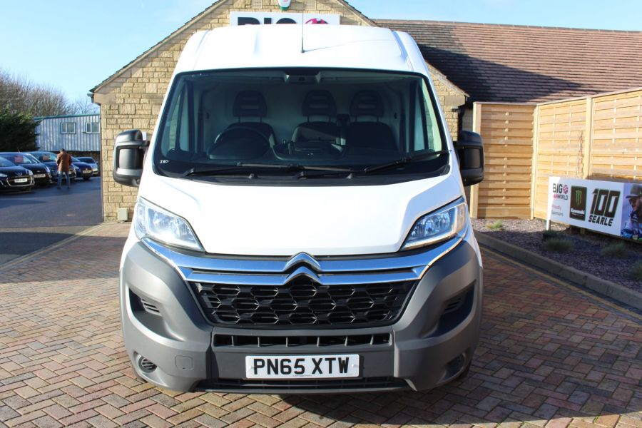 CITROEN RELAY 35 HDI 130 L3 H2 ENTERPRISE LWB MEDIUM ROOF - 8570 - 8