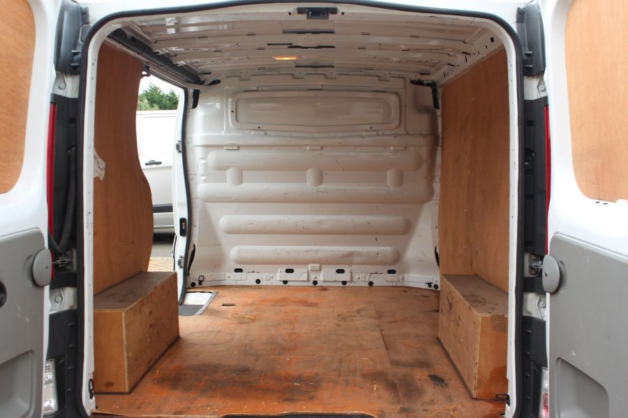 RENAULT TRAFIC SL27 DCI 115 EXTRA SWB LOW ROOF - 6450 - 22