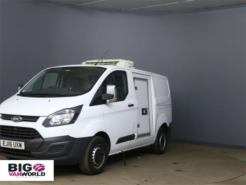 FORD TRANSIT CUSTOM 290 TDCI 125 L1H1 FREEZER VAN SWB LOW ROOF WITH OVERNIGHT - 10169 - 4