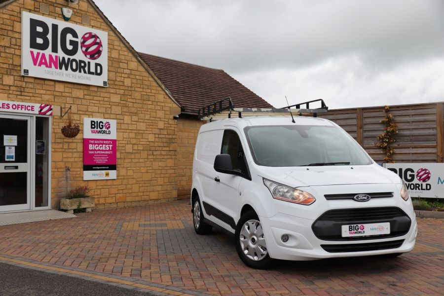 FORD TRANSIT CONNECT 200 TDCI 75 L1H1 TREND SWB LOW ROOF - 10938 - 1