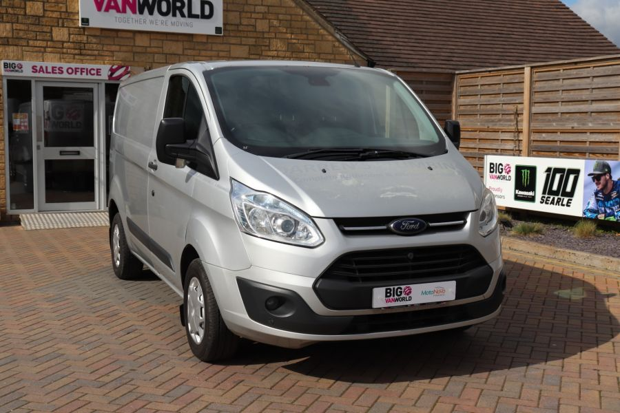 FORD TRANSIT CUSTOM 270 TDCI 125 L1H1 TREND SWB LOW ROOF - 10621 - 4