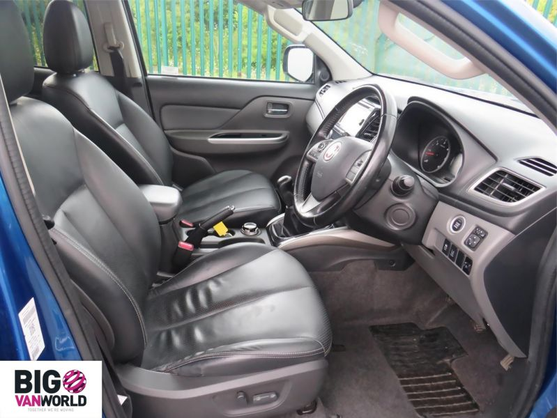 FIAT FULLBACK 2.4D 180 LX DOUBLE CAB WITH ROLL'N'LOCK TOP - 9579 - 9
