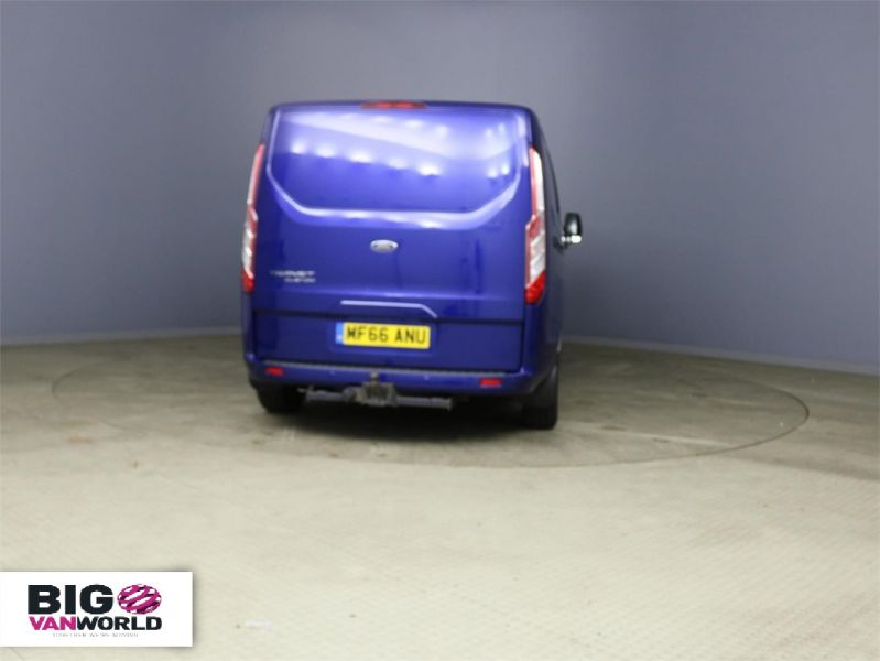 FORD TRANSIT CUSTOM 310 TDCI 170 L2H1 LIMITED DOUBLE CAB 6 SEAT CREW VAN LWB LOW ROOF - 10114 - 3
