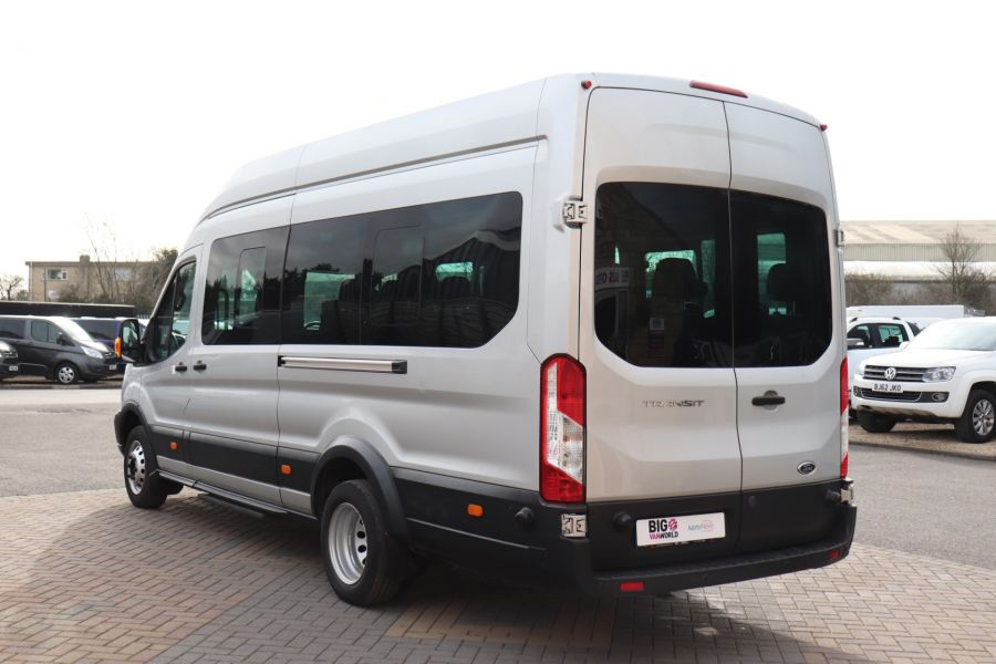 FORD TRANSIT 460 TDCI 155 L4H3 TREND 17 SEAT BUS HIGH ROOF DRW RWD - 10415 - 8