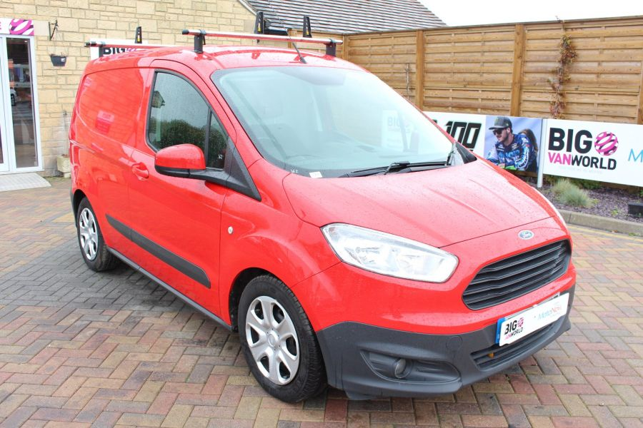 FORD TRANSIT COURIER 1 .6 TDCI 95 TREND - 8449 - 1