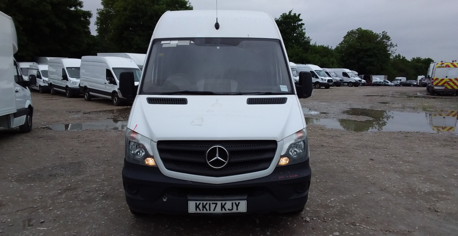 MERCEDES SPRINTER 314 CDI 140 MWB HIGH ROOF - 10876 - 9