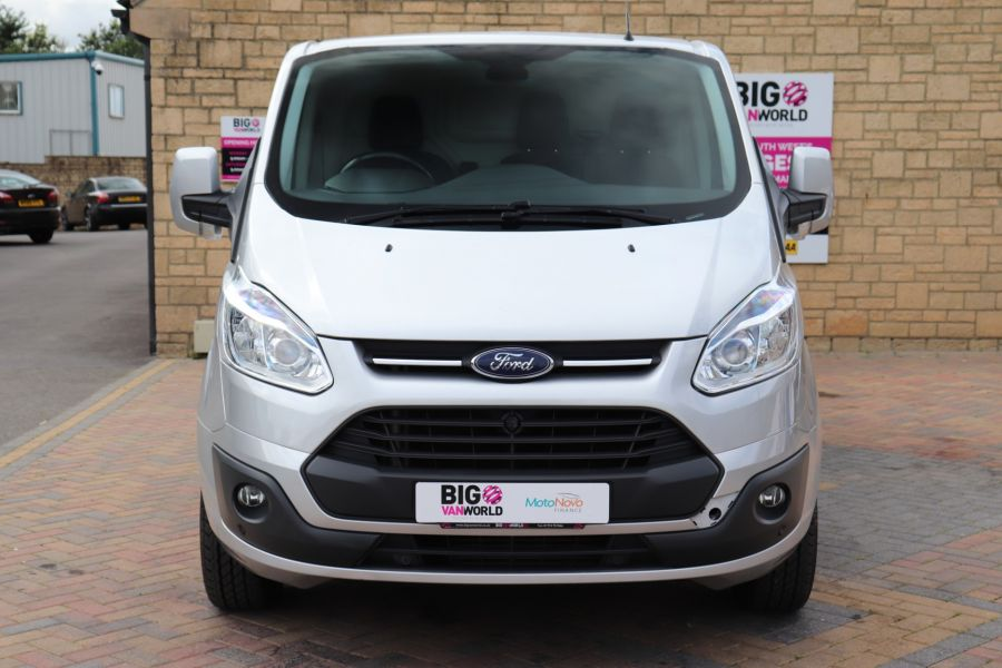 FORD TRANSIT CUSTOM 290 TDCI 130 L2H1 LIMITED LWB LOW ROOF FWD - 12272 - 13