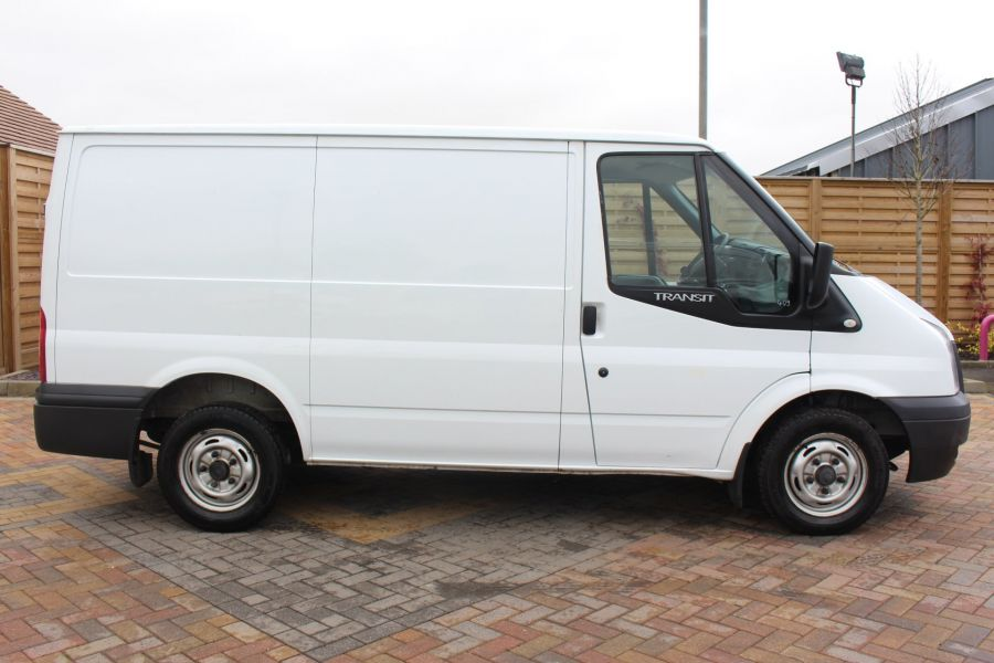 FORD TRANSIT 280 TDCI 125 SWB LOW ROOF FWD - 7093 - 4