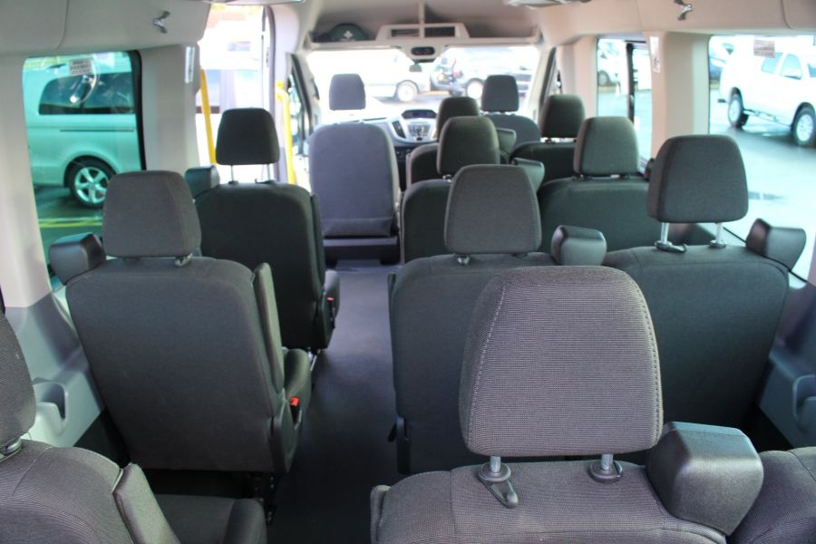 FORD TRANSIT 460 TDCI 155 TREND L4 H3 HIGH ROOF 17 SEAT BUS - 8517 - 29