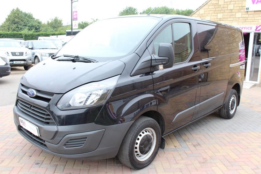 FORD TRANSIT CUSTOM 290 TDCI 100 L1 H1 SWB LOW ROOF FWD - 7223 - 8