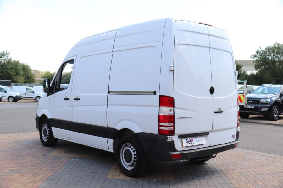 MERCEDES SPRINTER 313 CDI 129 SWB HIGH ROOF - 10755 - 8