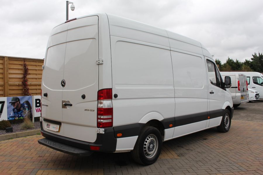 MERCEDES SPRINTER 313 CDI MWB HIGH ROOF - 6708 - 5