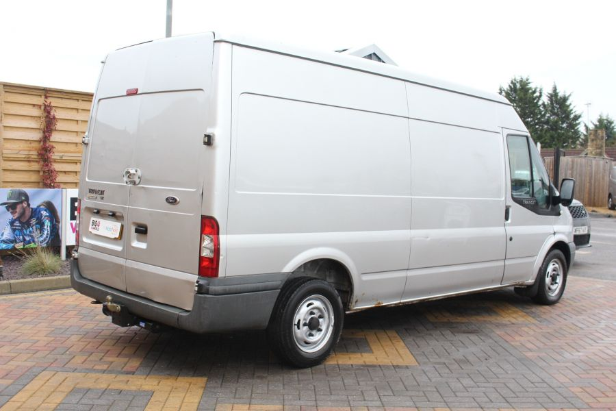 FORD TRANSIT 280 TDCI 110 LWB SEMI HIGH ROOF - 7121 - 5