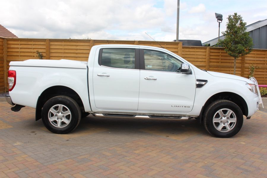 FORD RANGER 2.2 TDCI LIMITED 4X4 DOUBLE CAB WITH MOUNTAIN TOP - 6374 - 4