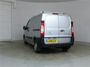 CITROEN DISPATCH 1000 HDI 90 L1 H1 ENTERPRISE SWB LOW ROOF - 7976 - 4