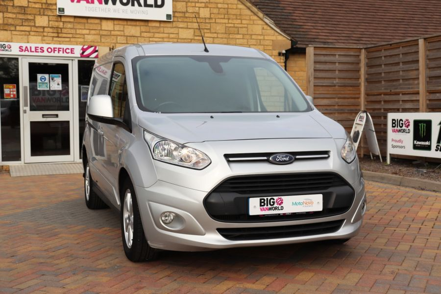 FORD TRANSIT CONNECT 200 TDCI 120 L1H1 LIMITED SWB LOW ROOF - 11222 - 4
