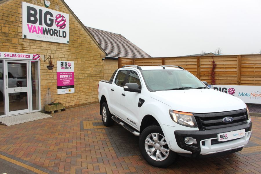 FORD RANGER WILDTRAK 4X4 TDCI 197 DOUBLE CAB - 7391 - 1
