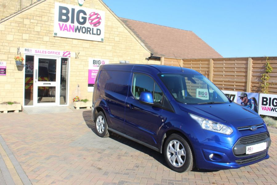FORD TRANSIT CONNECT 200 TDCI 125 L1 H1 LIMITED SWB LOW ROOF - 8327 - 3