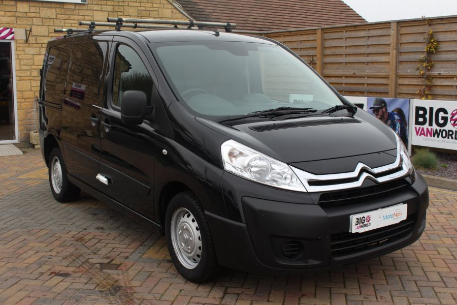 CITROEN DISPATCH 1000 HDI 90 L1 H1 ENTERPRISE SWB LOW ROOF - 9169 - 1