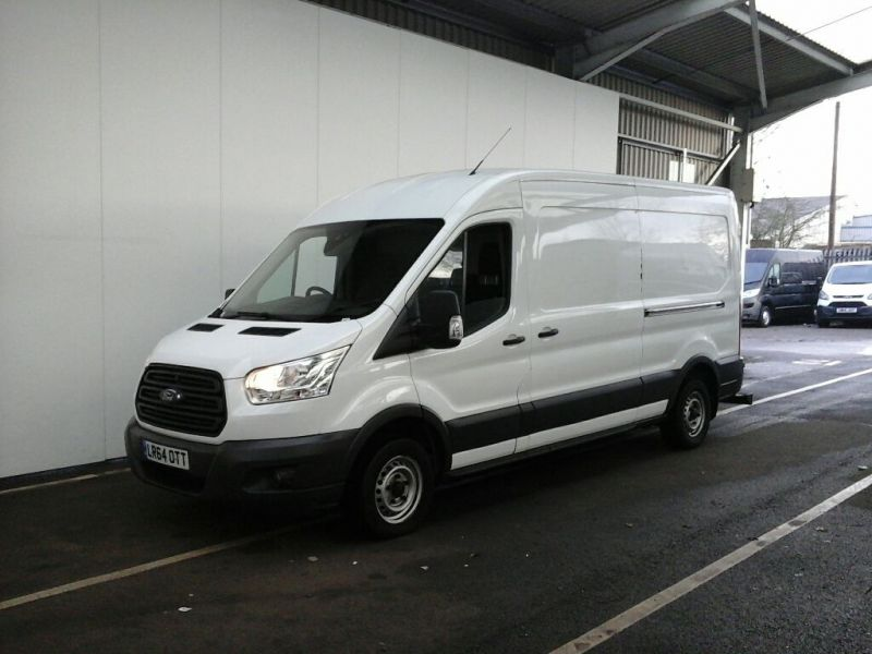 FORD TRANSIT 310 TDCI 100 L3 H2 LWB MEDIUM ROOF FWD - 8931 - 1