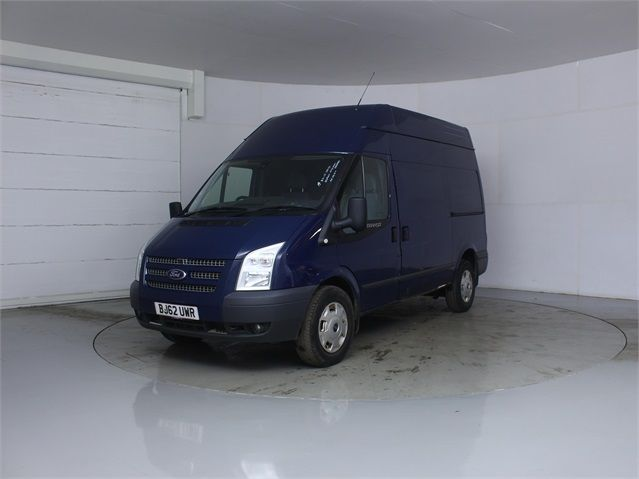 FORD TRANSIT 350 TDCI 125 TREND MWB HIGH ROOF FWD - 7038 - 4