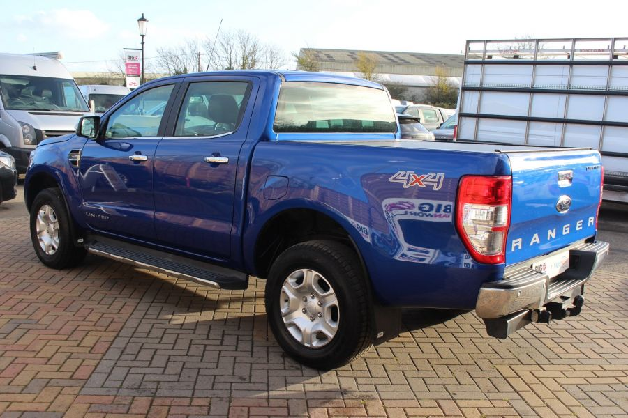 FORD RANGER TDCI 200 LIMITED 4X4 DOUBLE CAB - 6993 - 7