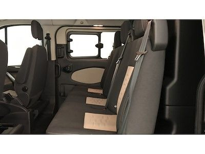 FORD TRANSIT CUSTOM 290 TDCI 170 L1H1 LIMITED DOUBLE CAB 5 SEAT CREW VAN SWB LOW ROOF - 12600 - 14