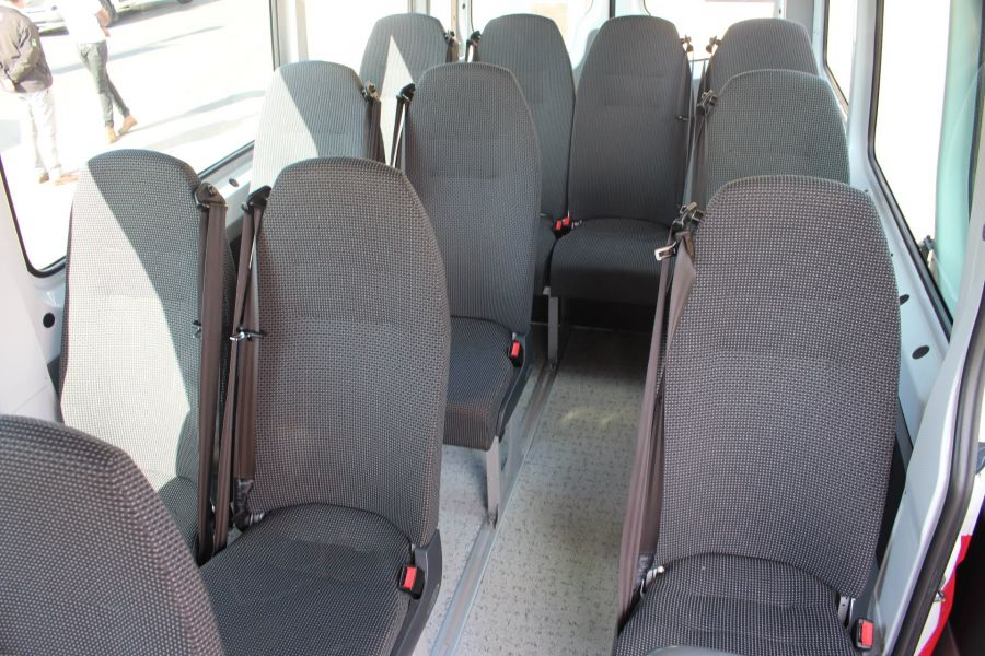 MERCEDES SPRINTER 316 CDI 163 TRAVELINER LWB 15 SEAT BUS HIGH ROOF - 8106 - 22