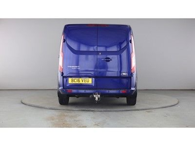 FORD TRANSIT CUSTOM 270 TDCI 125 L1H1 LIMITED SWB LOW ROOF - 11459 - 5