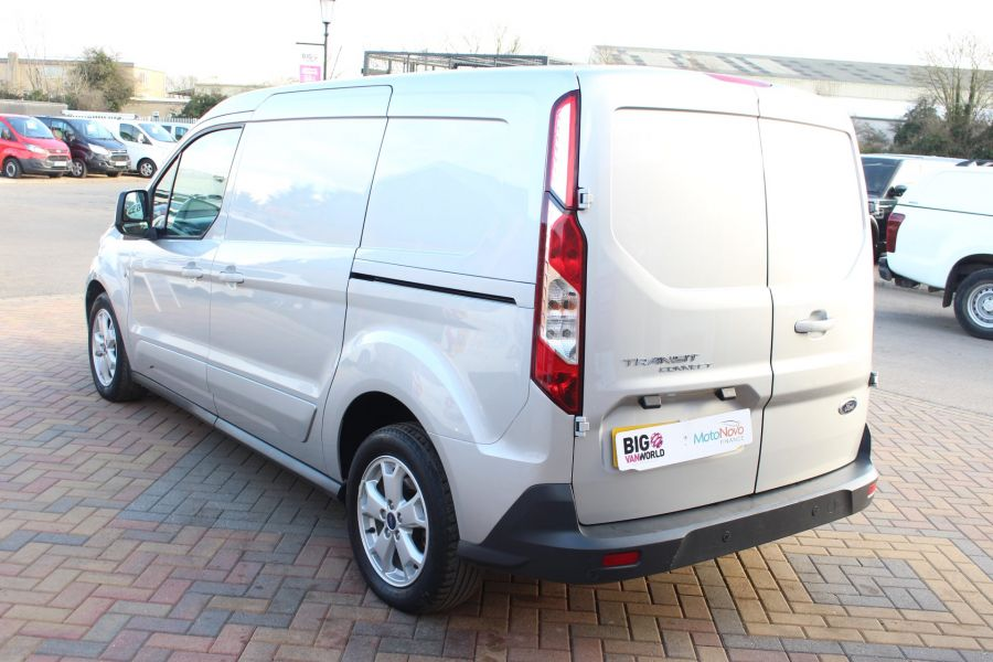 FORD TRANSIT CONNECT 240 TDCI 115 LIMITED L2 H1 LWB - 7241 - 7