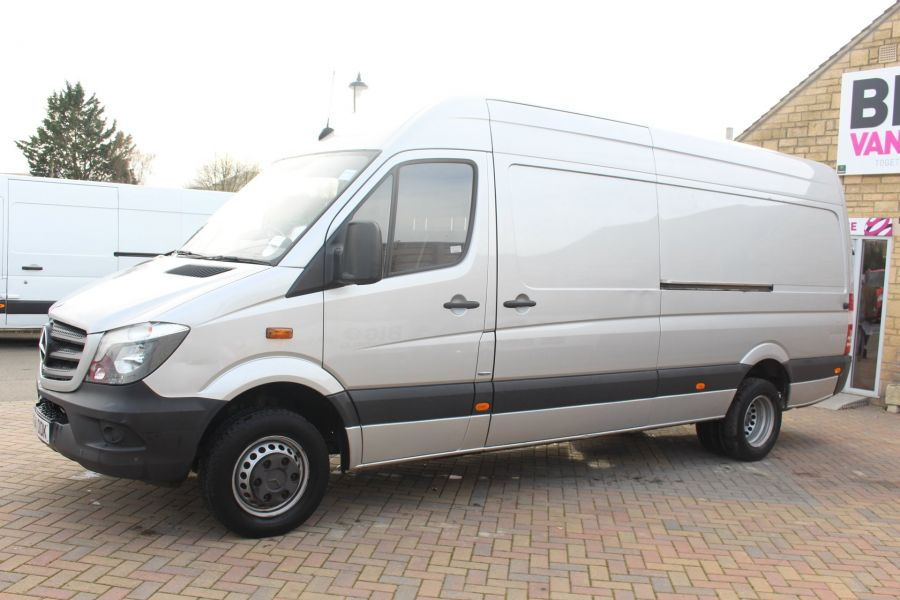 MERCEDES SPRINTER 513 CDI 129 LWB HIGH ROOF DRW - 8898 - 7