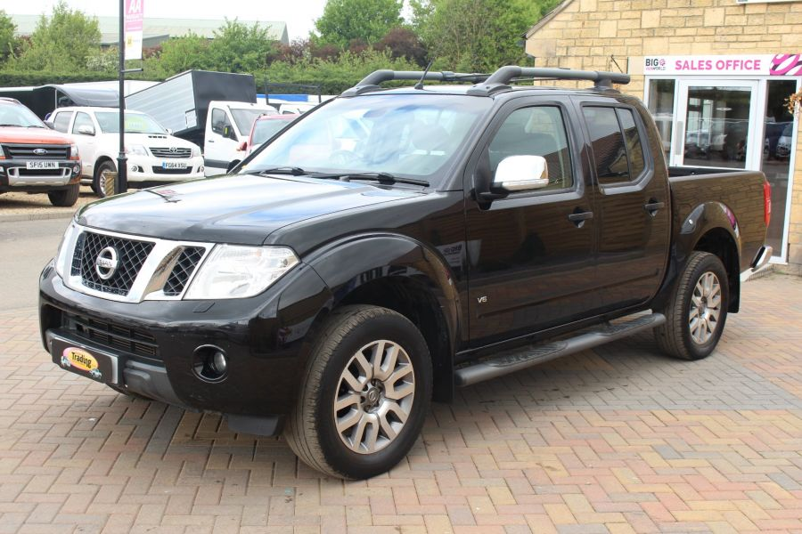 NISSAN NAVARA OUTLAW 3.0 DCI 231 4X4 DOUBLE CAB - 4546 - 7
