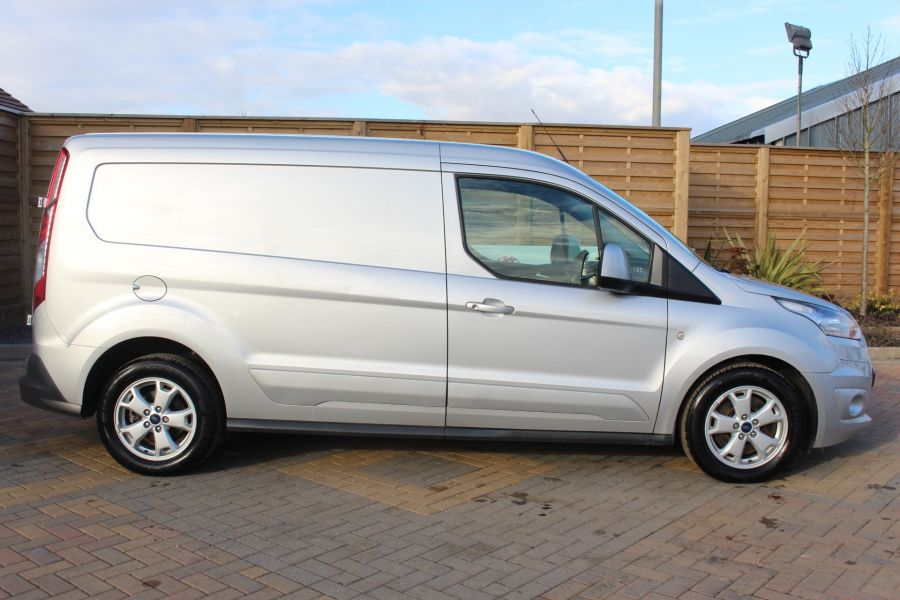 FORD TRANSIT CONNECT 240 TDCI 115 LIMITED L2 H1 LWB - 7241 - 4
