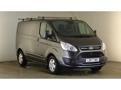 FORD TRANSIT CUSTOM 270 TDCI 130 L1H1 LIMITED SWB LOW ROOF  - 12487 - 1