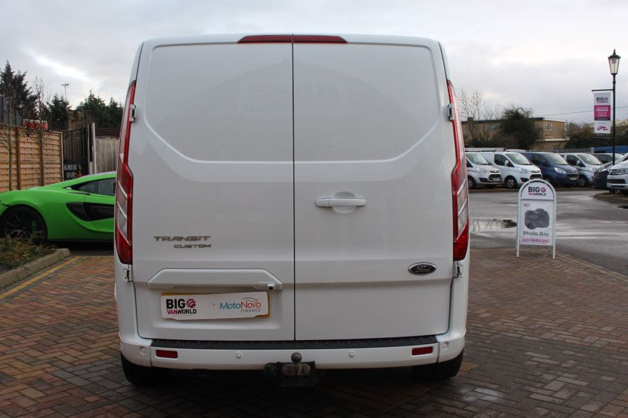 FORD TRANSIT CUSTOM 290 TDCI 155 L1 H1 SPORT SWB LOW ROOF FWD - 7036 - 6