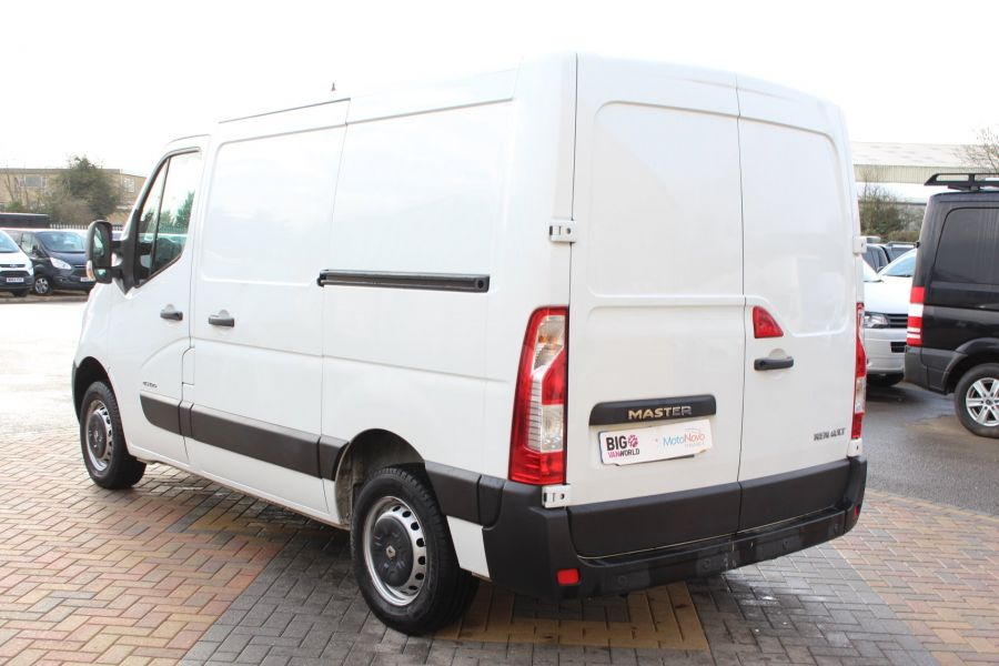 RENAULT MASTER SL33 DCI 100 SWB LOW ROOF FWD - 7248 - 7