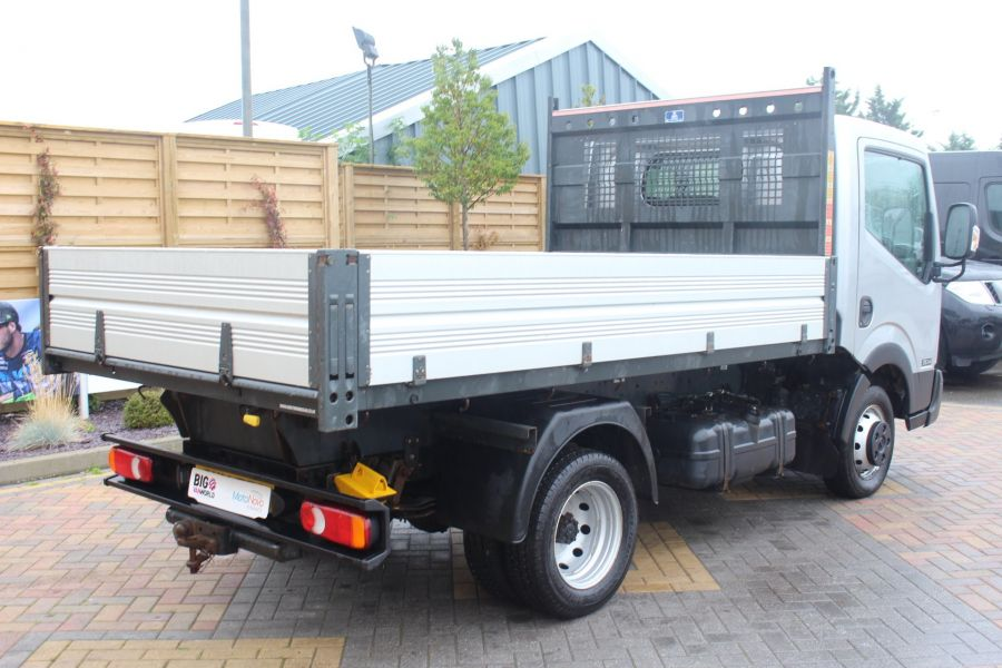 NISSAN NT400 CABSTAR DCI 35.14 SWB ALLOY TIPPER - 6520 - 13