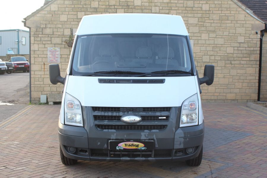 FORD TRANSIT 260 SWB SEMI HIGH ROOF NO VAT - 5782 - 7