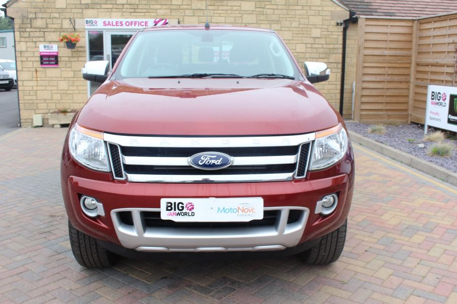 FORD RANGER TDCI 150 LIMITED 4X4 DOUBLE CAB - 8027 - 9
