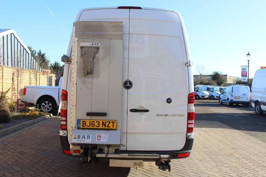 MERCEDES SPRINTER 319 CDI XLWB HIGH ROOF - 6971 - 6