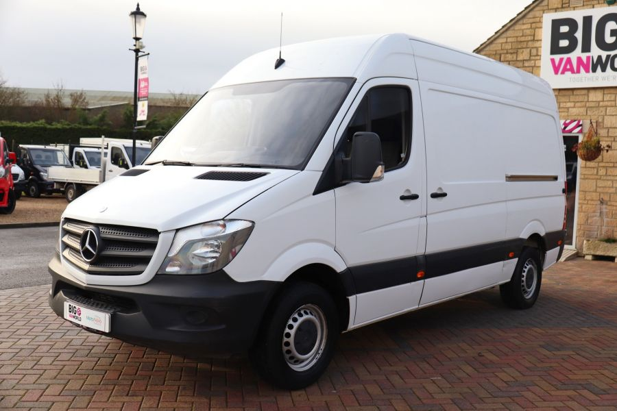 MERCEDES SPRINTER 314 CDI 140 MWB HIGH ROOF - 12097 - 12