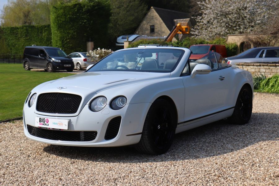 BENTLEY CONTINENTAL GTC SUPERSPORTS - 10504 - 9