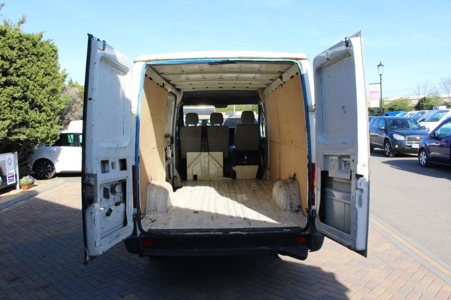 VOLKSWAGEN LT28  2.5TDI MWB LOW ROOF  - 1718 - 8