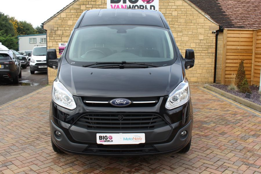 FORD TRANSIT CUSTOM 290 TDCI 155 L2 H2 LIMITED LWB HIGH ROOF FWD - 6755 - 9