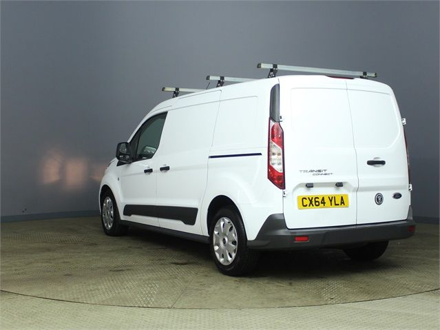 FORD TRANSIT CONNECT 210 TDCI 95 L2 H1 TREND SWB LOW ROOF - 6941 - 4