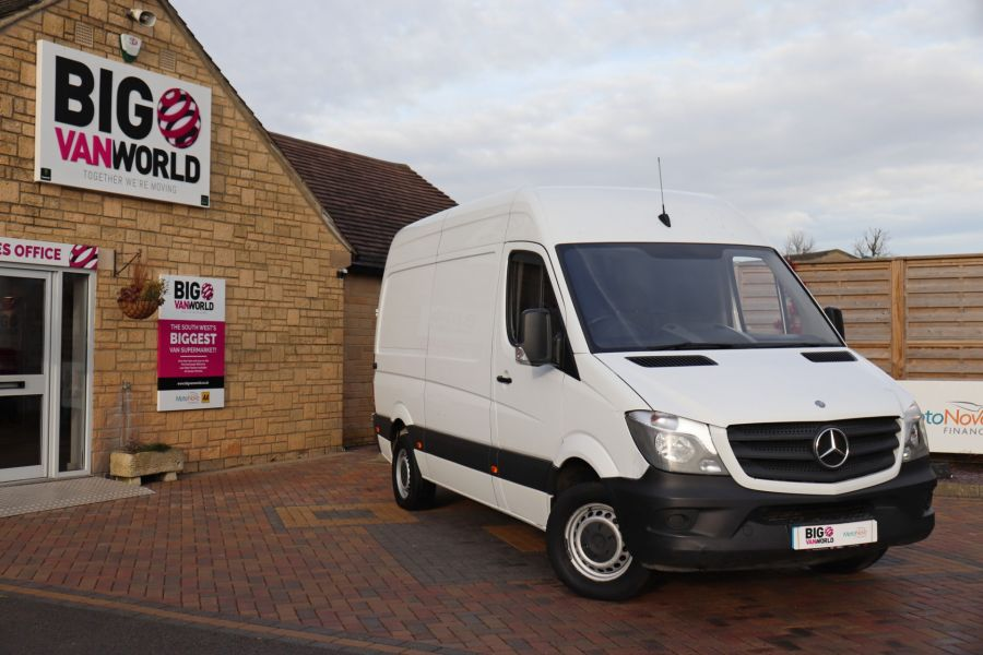 MERCEDES SPRINTER 314 CDI 140 MWB HIGH ROOF - 12097 - 5