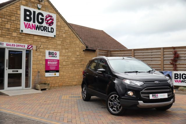 Used FORD ECOSPORT in Used Cars Swindon for sale
