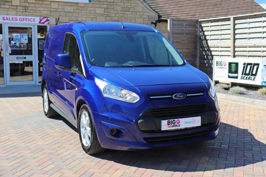 FORD TRANSIT CONNECT 200 TDCI 120 L1H1 LIMITED POWERSHIFT SWB LOW ROOF - 10617 - 4
